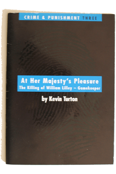 At her majestys pleasure by Kevin Turton